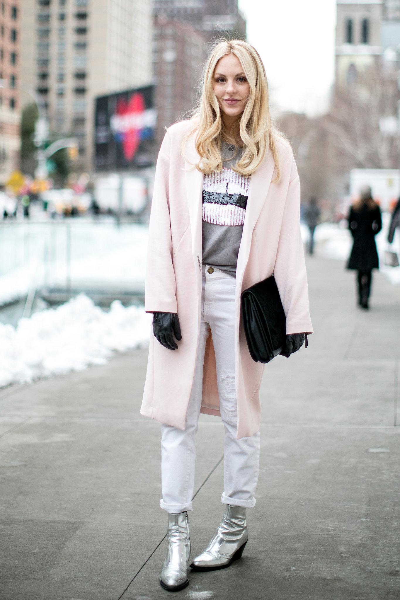 Модные пальто на зиму для девушек фото