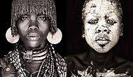 13 портретов представителей последних из оставшихся кочевых племен Африки