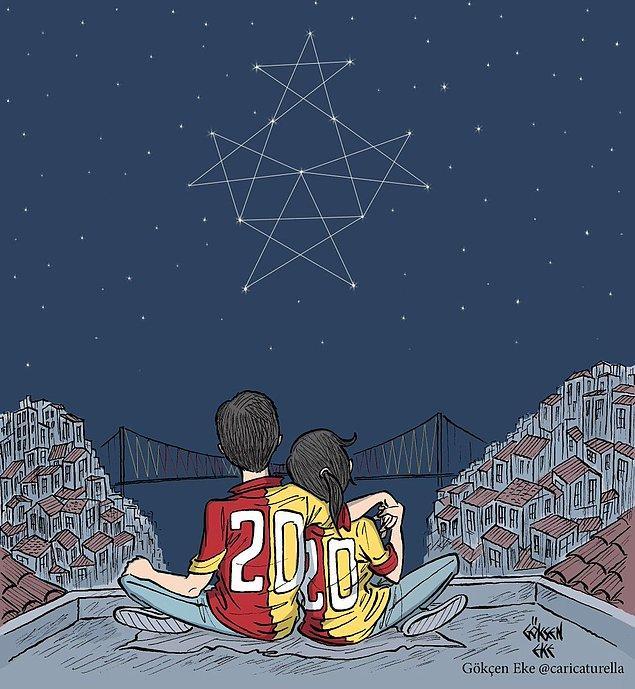 15. Kabul oldu dilekler... - Galatasaray