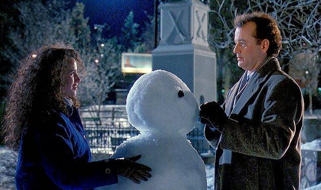 6. Groundhog Day - Bugün Aslında Dündü (1993)