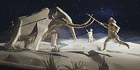Потрясающая анимация из бумаги о 40.000-летней истории Лондона