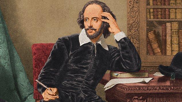 Kulağına Shakespeare fısıldamışlar!
