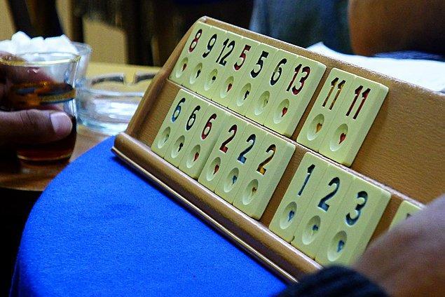 12. Sanal ortamlardan okey, tavla bilenleri bulup oyun oynamak.
