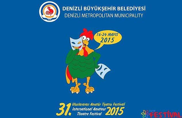 4. Uluslararası Amatör Tiyatro Festivali