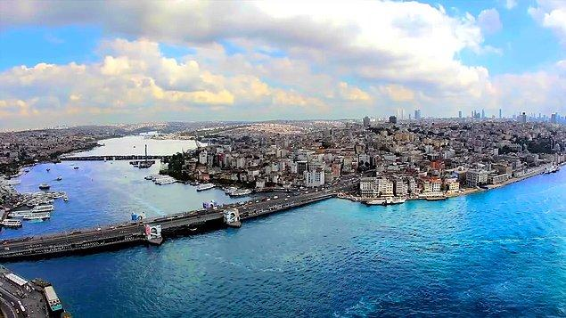 'İstanbul'un en önemli simgelerinden biri olan Haliç'in bir dönem kaderine terk edildi'