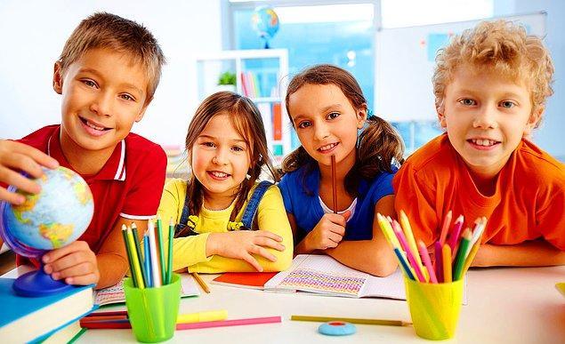 2. Hollanda'da İlkokul Öğrencilerine Yapılan Bitirme Sınavını Geçebilecek misin?