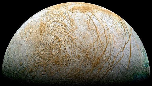 22. Bir diğer uydusu Europa