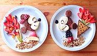 Фуд арт: 15 шедевральных блюд от креативной мамы