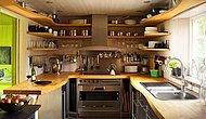 20 практичных решения обустройства маленькой кухни