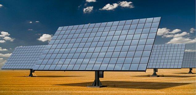 Şu an kullanılan güneş panelleri sayesinde, Güneşten gelen enerjinin sadece %20'lik bir verimle elektriğe dönüştürüldüğünü biliyoruz ve bu oldukça düşük bir oran.
