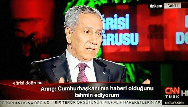 Dolmabahçe görüşmelerinden, dış politikadaki hamasete, gazetecilerin tutuklanmasından adalet sistemine kadar çeşitli konularda açıklama yaptı ama