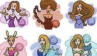 Необычные привычки девушек по знаку зодиака