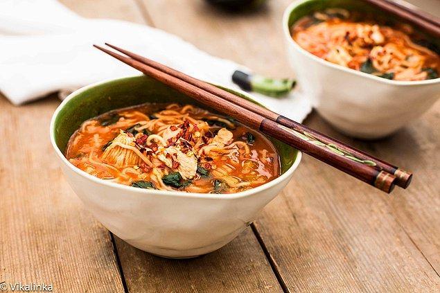 11. Noodle sevenlerin serüvenleri bitmez.