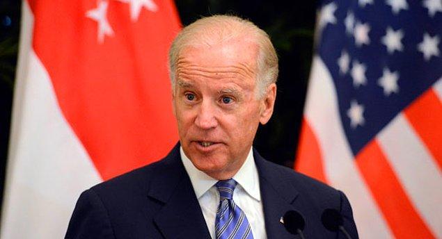 Joe Biden'a alkış