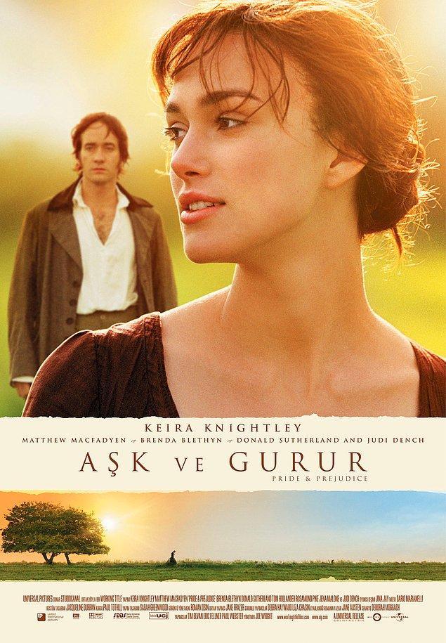 15. Aşk ve Gurur (2005) - Puan: 7.8