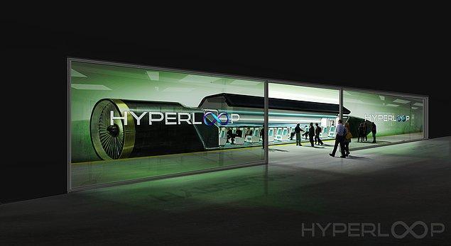 Bu teknolojik projenin Ar-Ge aşamasında 3 firma var. Bunlar Hyperloop Ulaşım Teknolojileri, Hyperloop Teknolojileri ve Elon Musk'ın şirketi olan Space X.