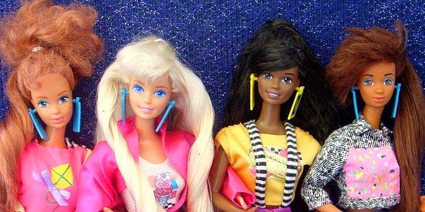 Barbie Bebekler
