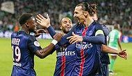PSG, Fransa Ligi'nde 21 Yıllık Rekoru Kırdı