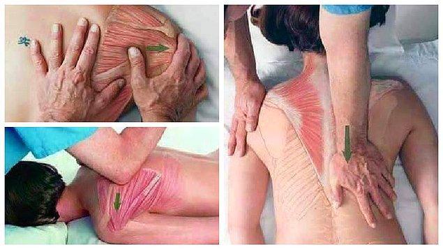 Эти картинки сделают вас профи в массаже!