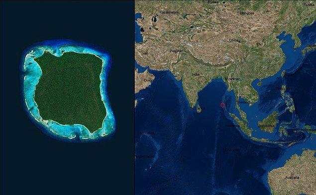 2. Kuzey Sentinel Adası