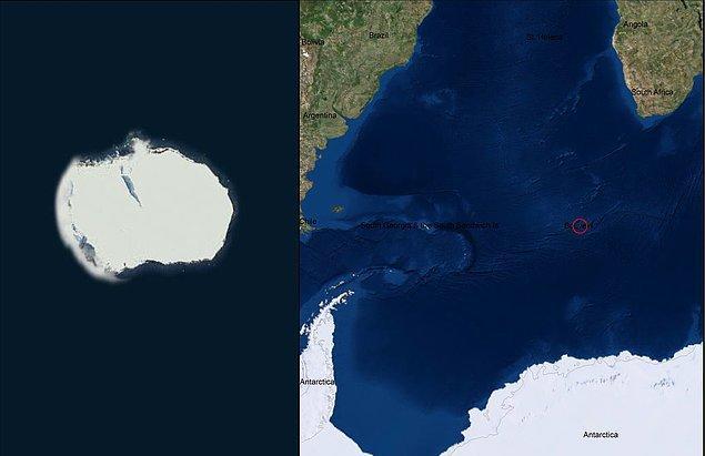 3. Bouvet Adası