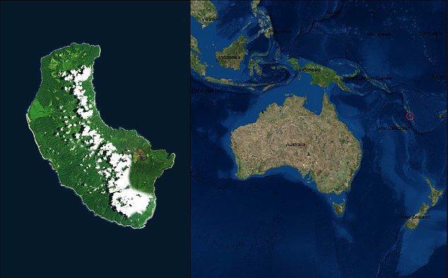 6. Tanna Adası