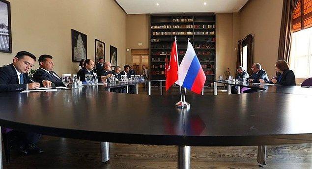 'Rusya, ilişkilerin normalleşmesine katkı sağlamak yerine propagandaya yöneldi'