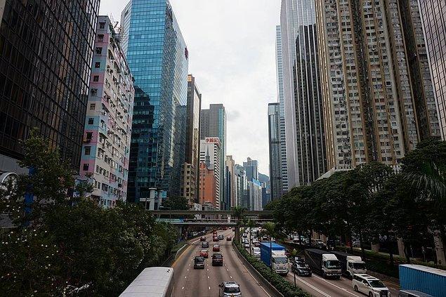 22. Honk Kong - Causeway Bay