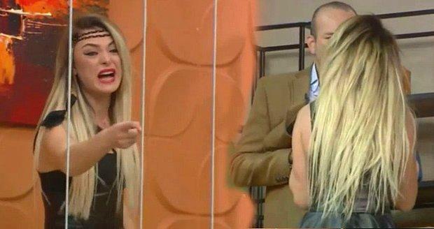 Kısmetse Olur'da Hayatının Aşkını Arayan Mehtap Televizyona Terlik Fırlattı