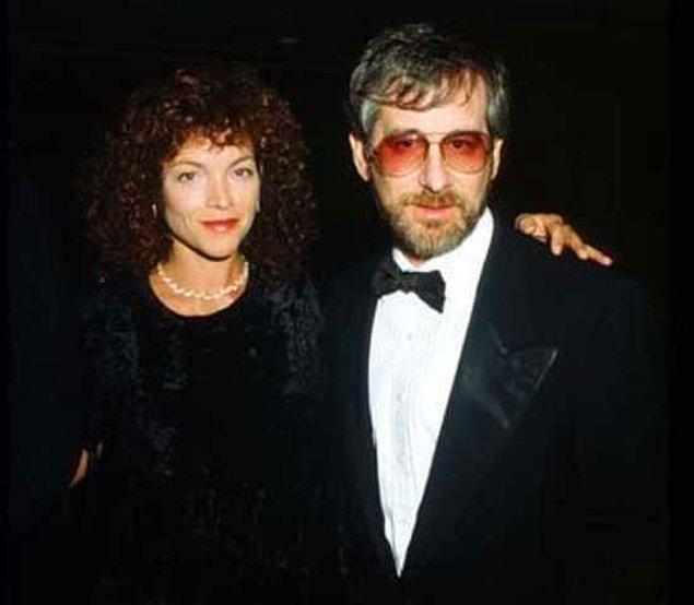 17. Steven Spielberg ve Amy Irving – 100 Milyon $