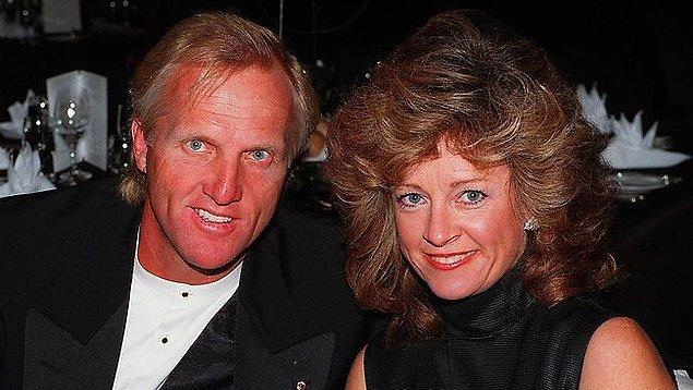 15. Greg Norman ve Laura Andrassy – 103 Milyon $