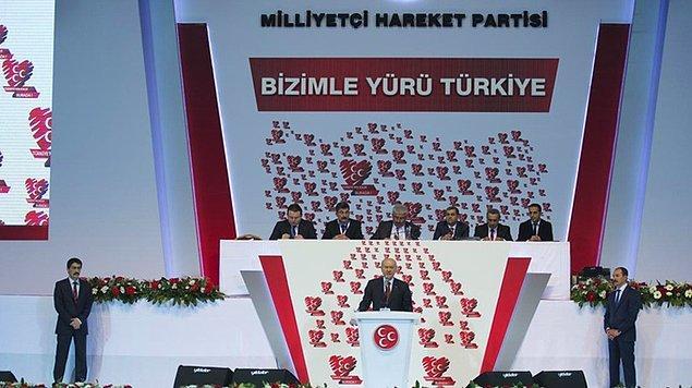 'Suni kurultay girişimleri, yargı yoluyla MHP'yi kayyuma teslim etme çabasına dönüşmüştür'