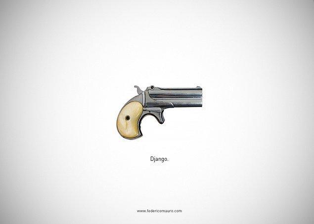 25. Django Unchained