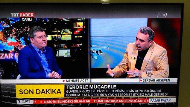 1. TRT'den Cizre'den son dakika: 60 'terörist' etkisiz hale getirildi