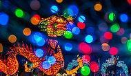 Волшебный Лондон в свете китайских фонариков