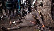 Великаны из африканского племени, пьющие КРОВЬ!