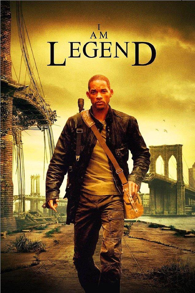 4. I Am Legend - Ben Efsaneyim
