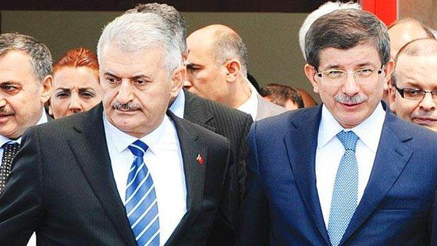 """""""Davutoğlu'nu Yıldırım'la değiştirmediği için pişman"""""""