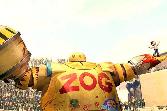 6. ZOG - Astro Boy