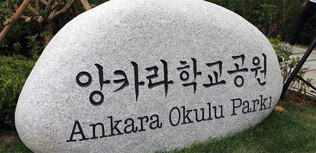 5. Birkaç yıl önce Türk askerlerinin yetim çocuklar için açtığı okulun bulunduğu bölgedeki bir parka 'Ankara Okulu' ismi verilmişti.