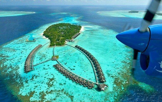 7. Maldivler