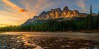 Вокруг света: Поэзия Канадских Скалистых гор