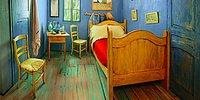 Художник разместил на Airbnb комнату со знаменитого полотна Ван Гога