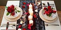 День Всех Влюбленных: 13 советов оформления праздничного стола