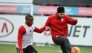 Galatasaray, Mersin İdmanyurdu Maçı Hazırlıklarını Tamamladı