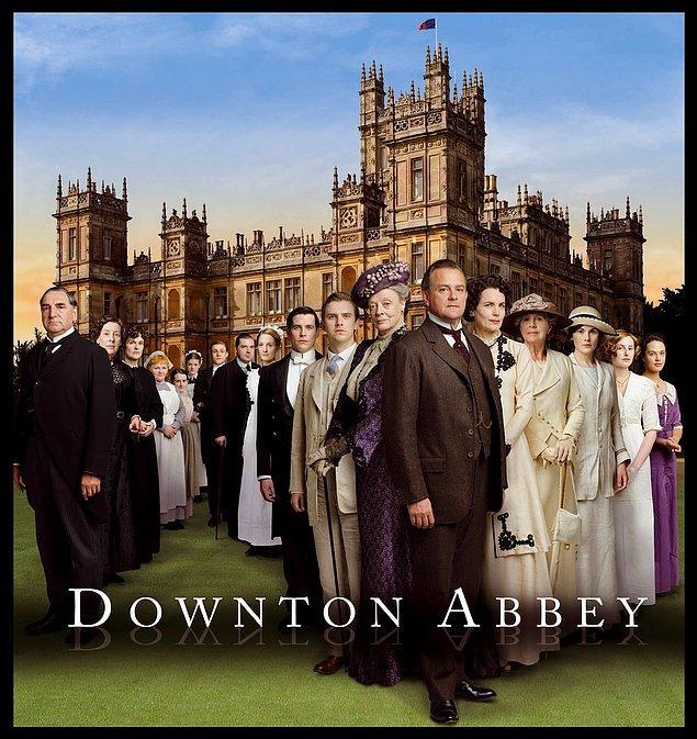 12. Downton Abbey (2010-2015) IMDb: 8.7