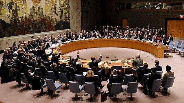 'BM iddiaları siyasi'
