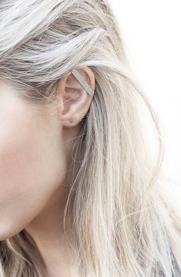 25. Gerçek bir piercing taktırmak istemiyorsanız,