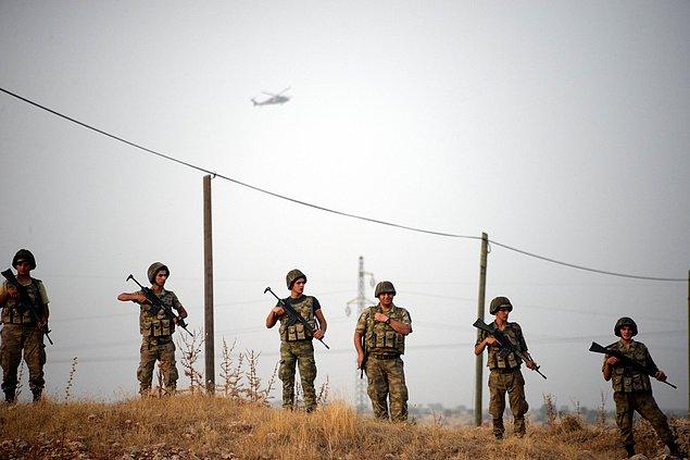 'Her türlü askeri operasyon milli görevdir'