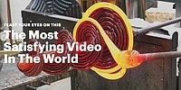 Самое удовлетворящее видео в мире - невозможно оторваться!